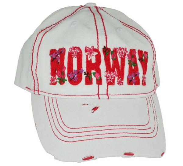 Bilde av Caps, 'Norway', hvit