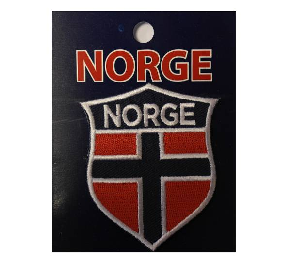 Bilde av Brodert Emblem 6,5x5,5