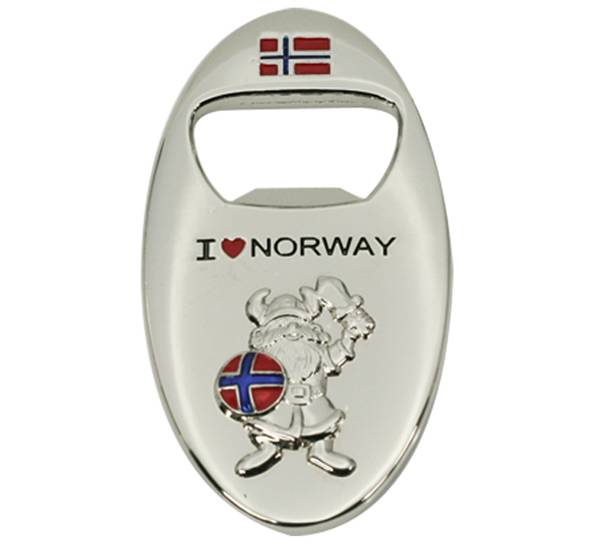 Bilde av Magnet flaskeåpner, Viking