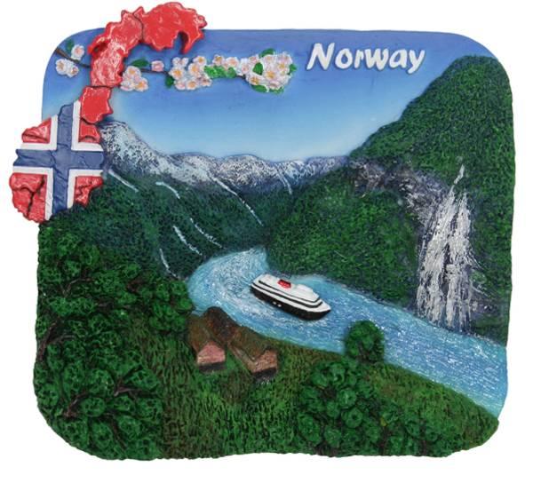 Bilde av Magnet, Norsk fjord