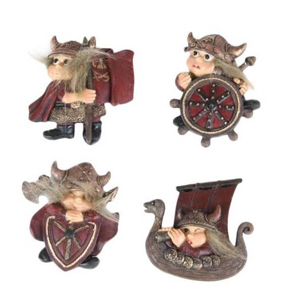 Bilde av Vikingebarn, magnet, *Sett à 4*